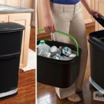 Rubbermaid 2-in-1 Recycler Review and Giveaway!