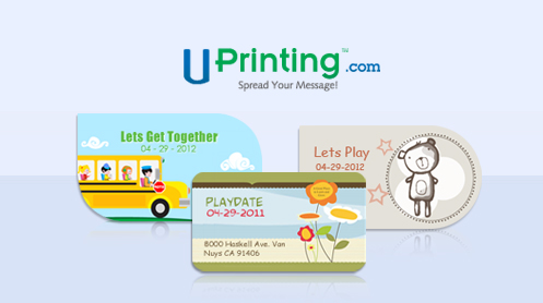 Uprinting playdate business card giveaway its free at last holy cow reheart Choice Image