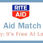 Rite Aid Ad Match Ups with +Ups 6-17