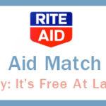 Rite Aid Ad Match Ups 9/2