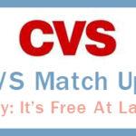 CVS Ad Match Ups 9/2