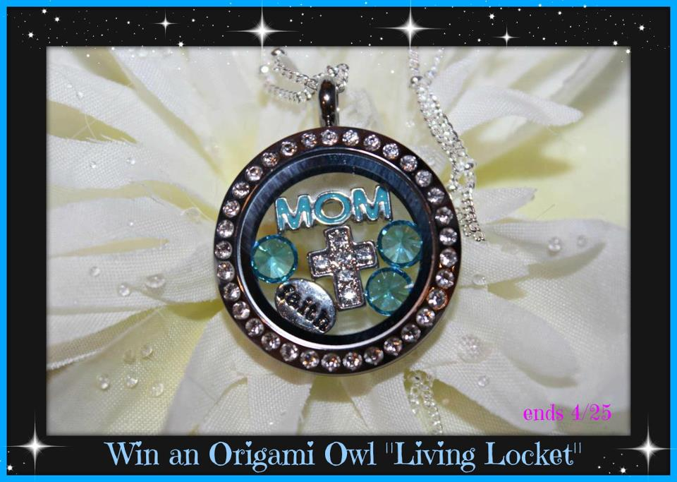 origami owl living locket giveaway ends 42513 its