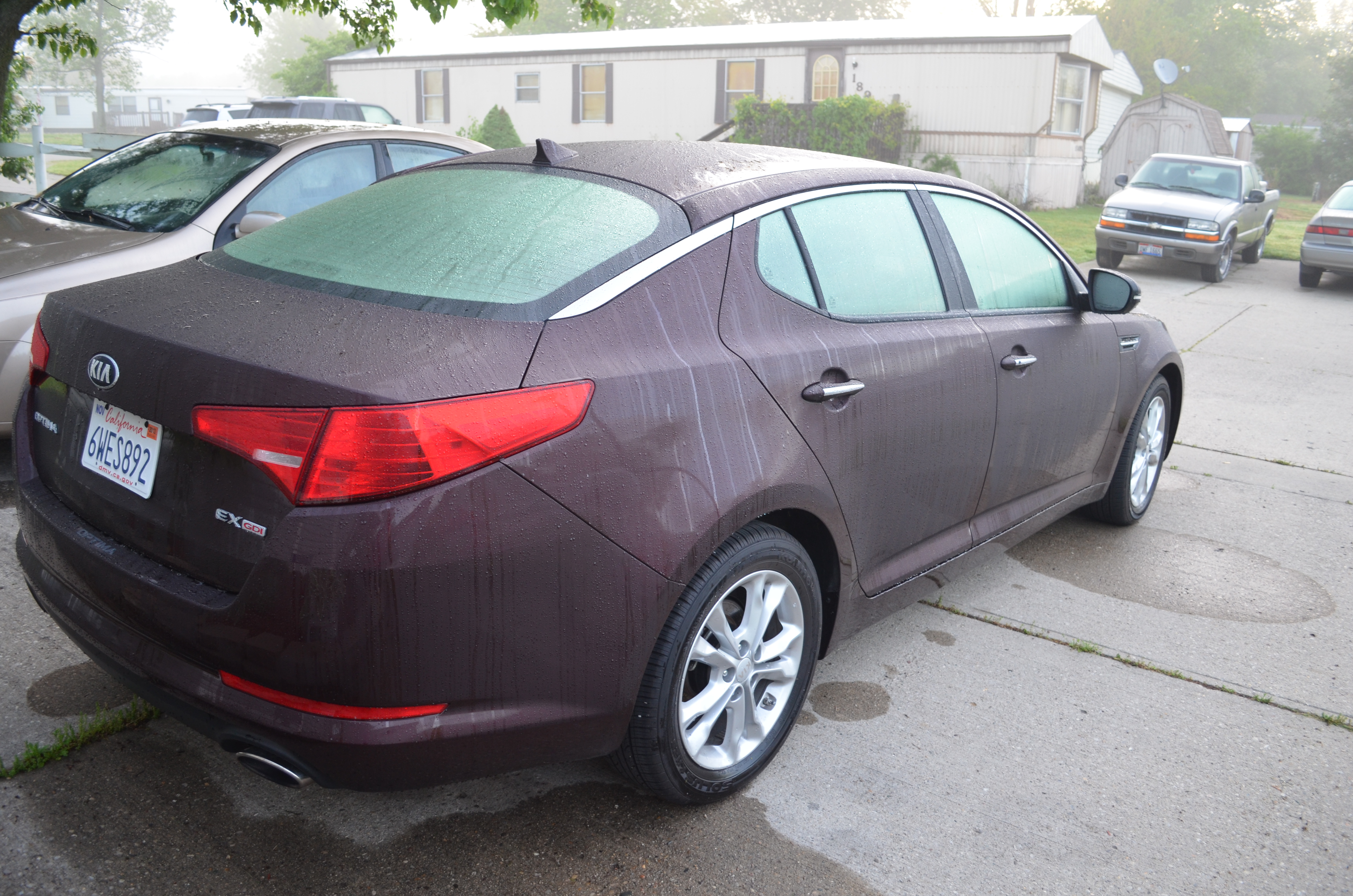My Latest Review In The Amazing Line Of Kia Vehicles Was This Beautiful 2013  Kia Optima.