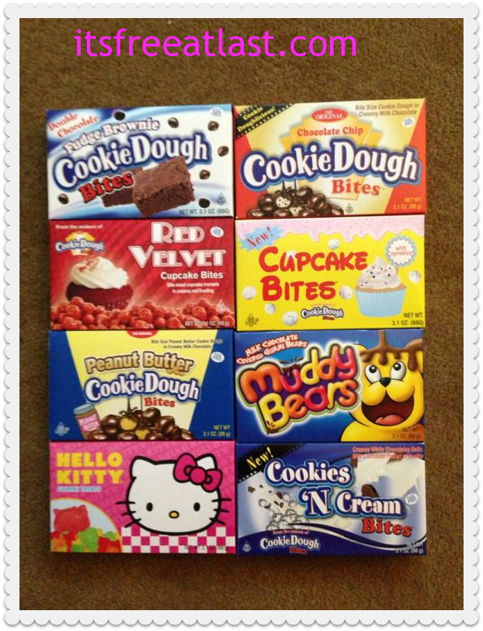 Cookie Dough Bites Review & Giveaway (Ends 8/19/13) - It's ...