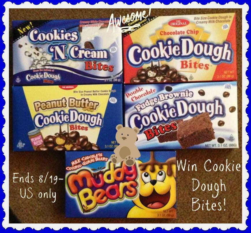 Cookie Dough Bites Review & Giveaway (Ends 8/19/13) - It's Free At ...