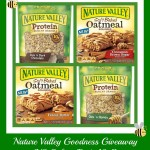 Nature Valley Prize Pack Giveaway (ends 10/02/13)