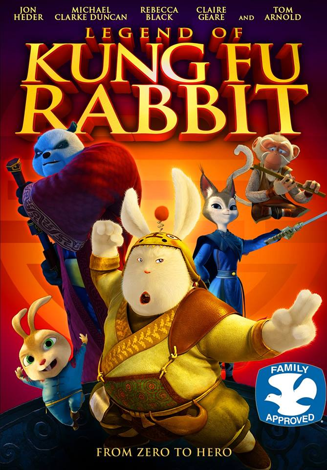The Legend of Kung Fu Rabbit