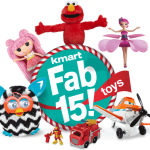 Kmart's Fab 15 Toy List ~~ Get ready for some fun holiday shopping #KmartFab15