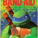 Band-Aid Brand Magic Vision App featuring Nickelodeon's Teenage Mutant Ninja Turtles ~~ Free Download