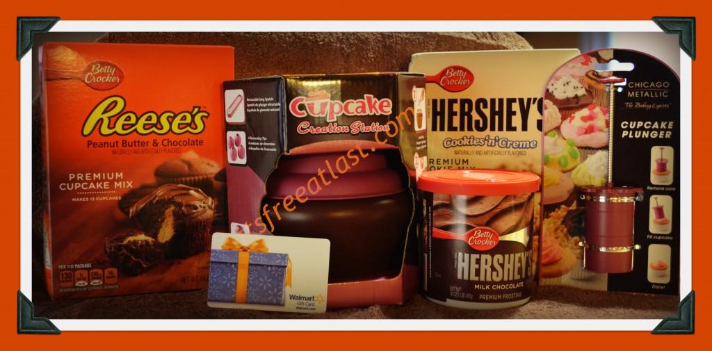 Betty Crocker Cupcake Prize Pack