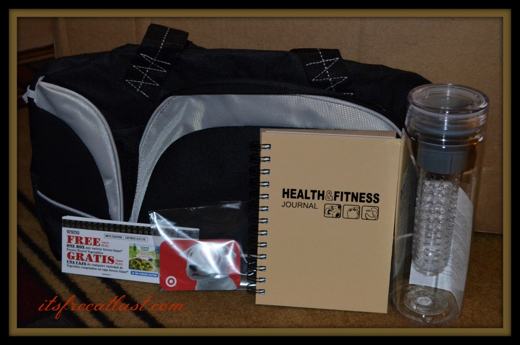 Health Prize Pack