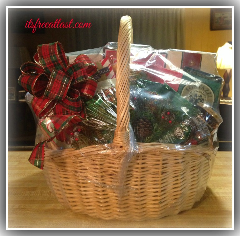 Home for the Holiday Basket