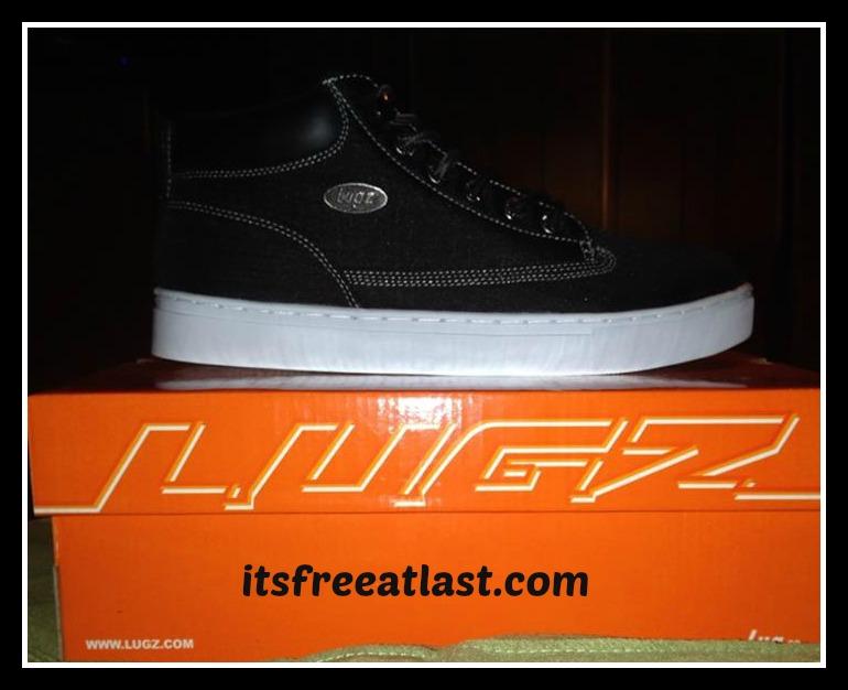 Lugz Shoes Border