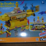 K'nex Beatles Yellow Submarine™ Building Set #Review
