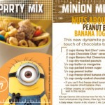 Chex Mix & Despicable Me II Giveaway (Ends 1/2/14)