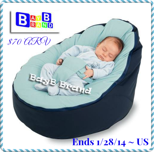 BayB Brand Bean Bag Button