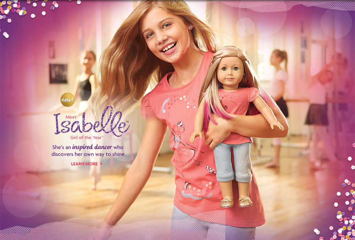 dating an american girl doll American girl dolls offer girls role models, not of what they could be in some distant future, but of what they can be right now characters like samantha, kirsten, molly, addy, and josefina are girls who impact their environments, who actively try to make their worlds better in contrast, consider barbie.