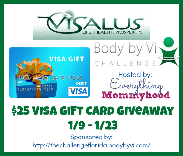 #Win A $25 Visa Gift Card (Ends 1/23/14)