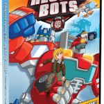 TRANSFORMERS RESCUE BOTS: Heroes on the Scene on DVD