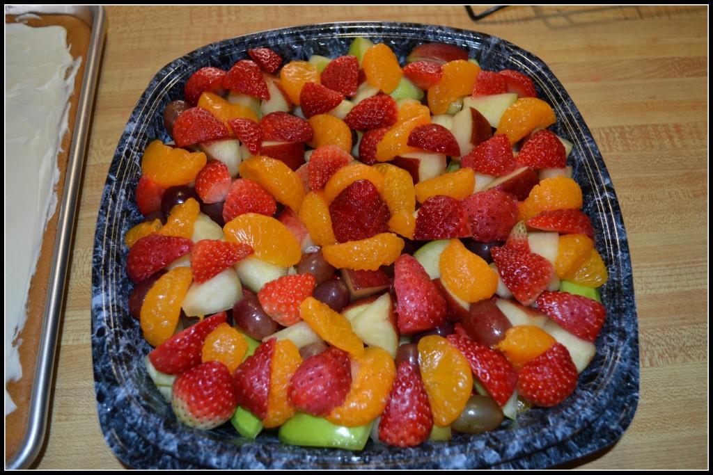 CFA Fresh Fruit