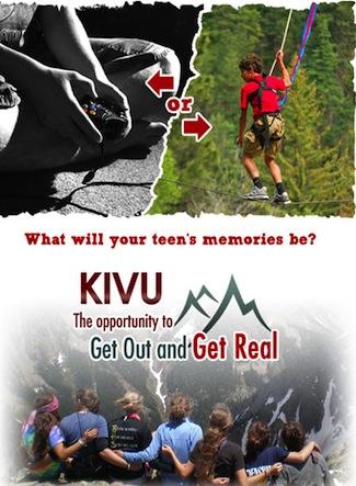 Camp KIVU Promo