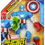 Marvel Super Heroes Mashers #Review #MyMashUp
