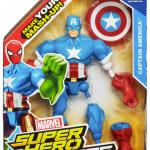 Marvel Super Heroes Mashers #Review #MyMashUp