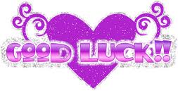 Good Luck Heart Photo