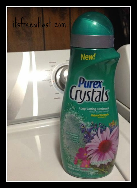 Purex Crystals Mountain Breeze Fabric Softener Review Amp