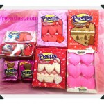PEEPS® Marshmallow Valentine's Collection #Review