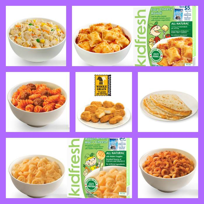 the frozen foods age an