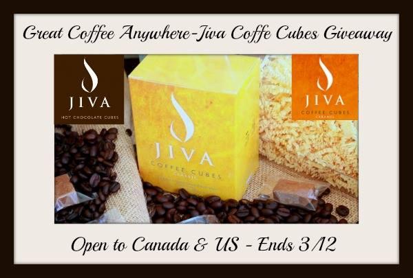 Jiva Coffee Cubes