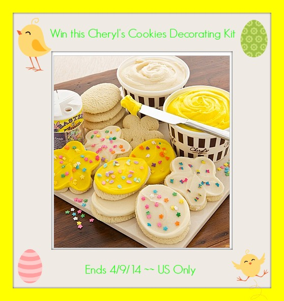 Cheryls Cookies Decorating Kit