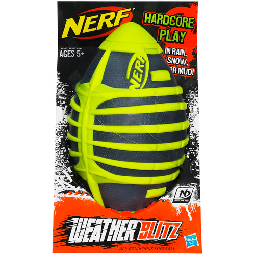 Nerf N-Sports Weather Blitz All Conditions Football