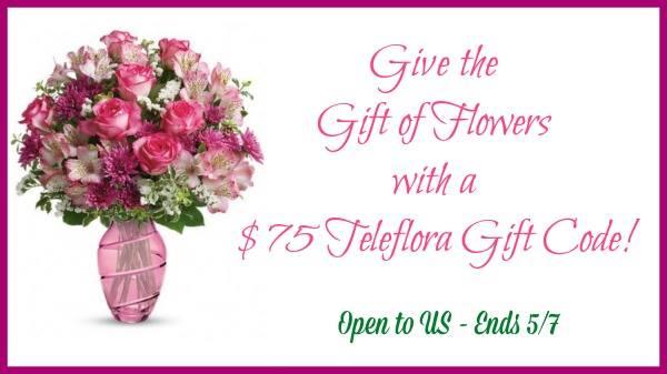 Telaflora GC Giveaway