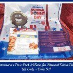 Entenmann's National Donut Day Prize Pack Giveaway (Ends 06/01/14)