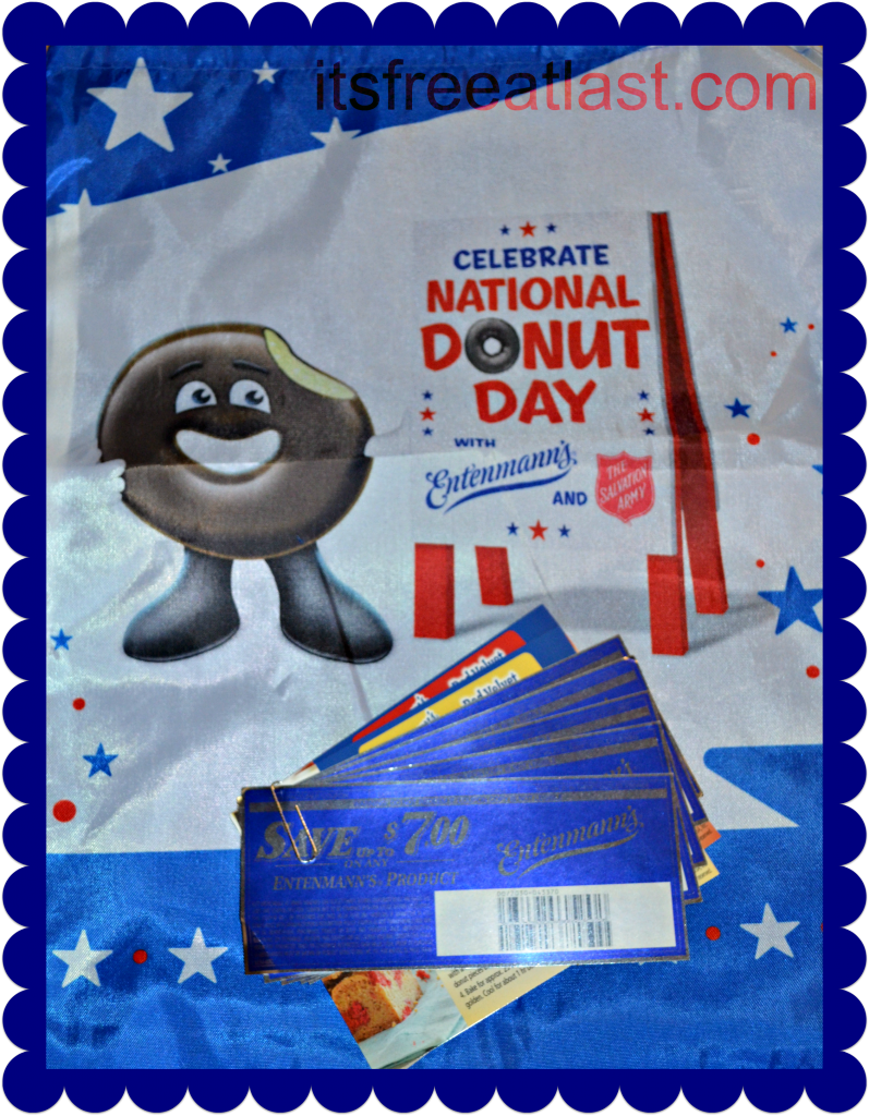 Entenmann's National Donut Day Prize Pack Giveaway ends 5/12
