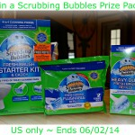 Scrubbing Bubbles Prize Pack Giveaway (Ends 06/02/14)