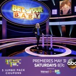 "ABC's ""Bet On Your Baby"" 2nd Season Debut & A Luvs Freebie Coupon Giveaway #BetOnYourBaby"