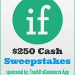 #Win $250 CASH!!! Thanks to TrackIf (Ends 07/13/14)