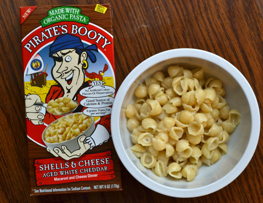Pirate's Booty Mac and Cheese + Cheesiest Joke Contest | It's Free At Last