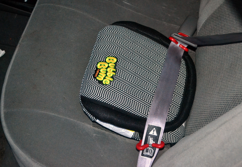 Bubble Bum Booster Seat #Review | It's Free At Last