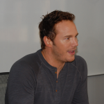 "Chris Pratt on Guardians & Being ""Starlord"" Peter Quill #GuardiansoftheGalaxyEvent"