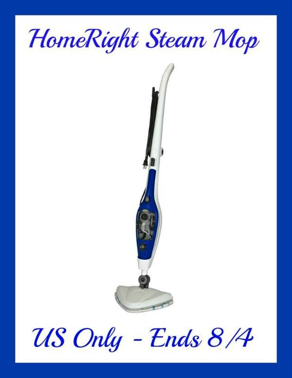 Home Right Steam Mop
