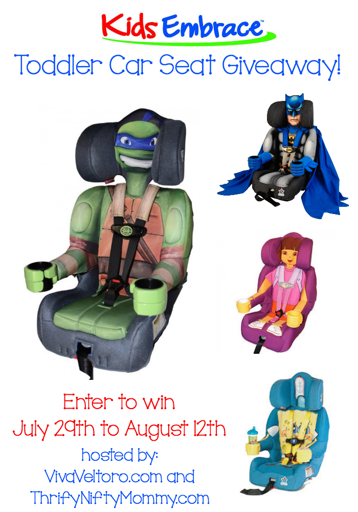 Charming Kids Embrace Giveaway