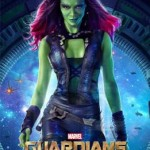 A special look at Gamora (played by Zoe Saldana) from Marvel's GUARDIANS OF THE GALAXY #Guardiansofthegalaxyevent