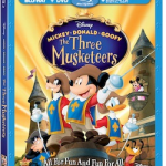 Disney Classics Coming to Blu-ray 8/12 ~ See complete list