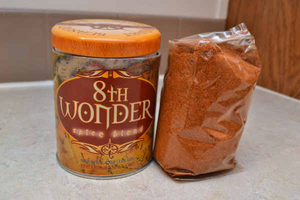 8th Wonder Spice Blend Review
