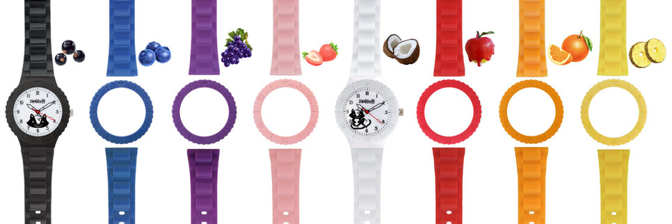 Moffett Scented Watches Prize Pack Giveaway ends 8/30