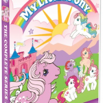 My Little Pony Classic: The Complete Series releases on DVD today